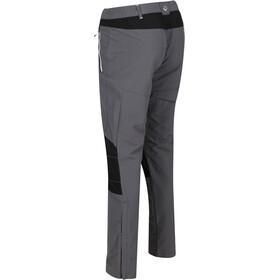 Regatta Sungari II Trousers Men magnet/black